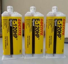 乐泰E-120HP高粘度环氧树脂AB胶