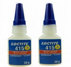 乐泰415胶水/415金属粘接胶/LOCTITE415