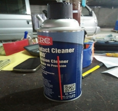 CRC02140 Contact Cleaner精密电子清洁剂(可带电使用)