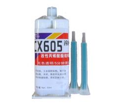 CX605冷焊 改性丙烯酸酯结构胶